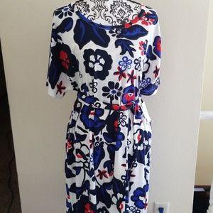 Lularoe Marly dress 2XL NWT